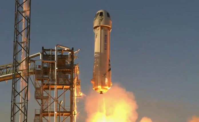 The Blue Origin has successfully completed the 13th New Shepard mission to space and back.