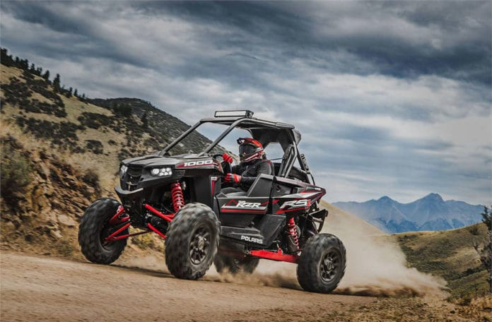 Polaris and Zero Motorcycles partner to develop electric off-road vehicles