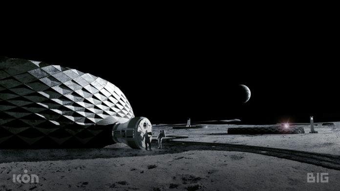 BIG will help NASA build sustainable 3D-printed lunar habitats.