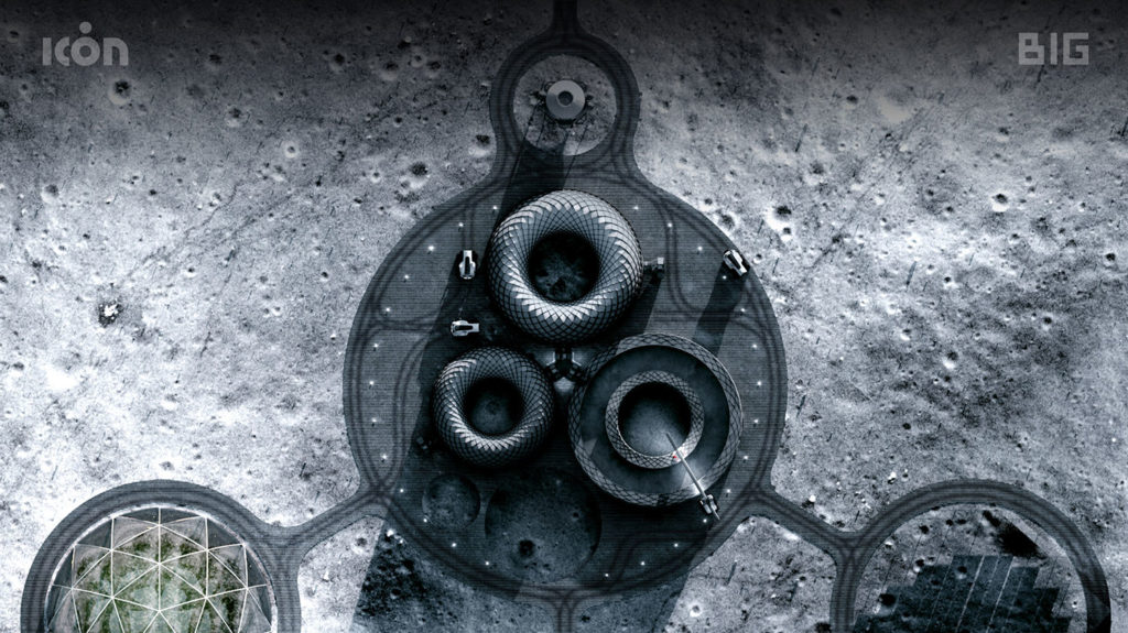 It will be a sustainable lunar habitat, the first human foray into extra-terrestrial construction with robust structures.