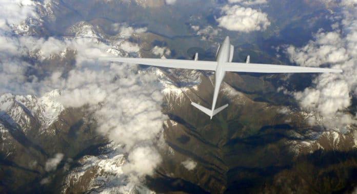 Stratospheric-Platforms UAV