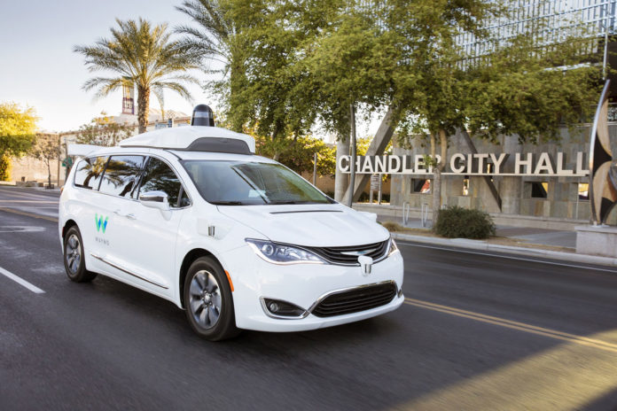 Waymo opens its fully driverless service to the public in Phoenix.