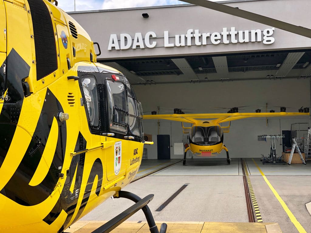 The research was conducted by the ADAC Luftrettung aerial rescue service