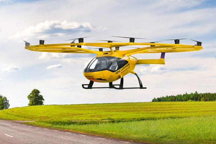 Air rescue with piloted multicopters can improve emergency medical care.