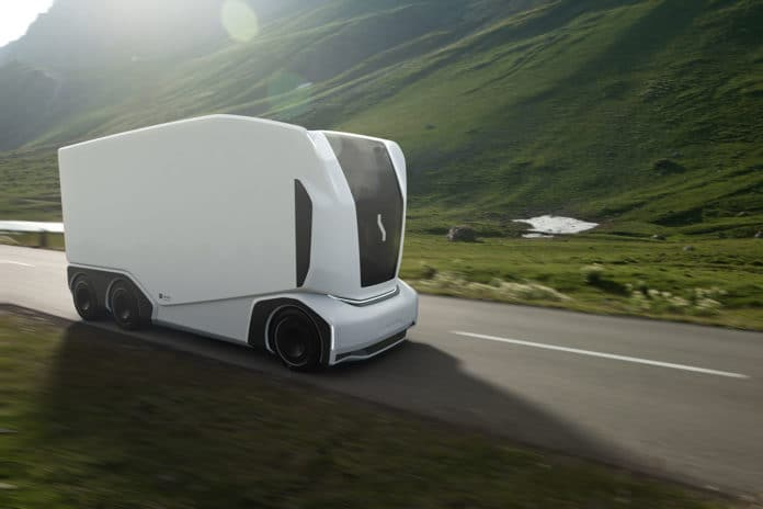 Einride launches next-generation Pod, makes autonomous electric transport commercially available worldwide.