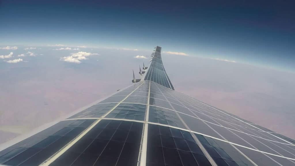Sunglider in stratosphere for 5h 38min.