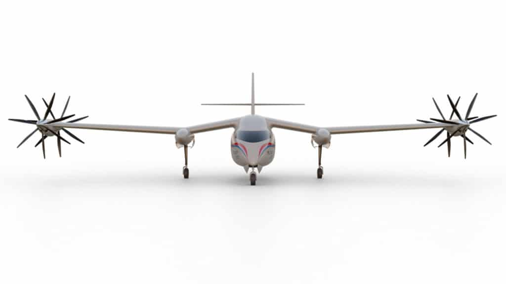 Alcyon M3c will not be a tilt-rotor aircraft