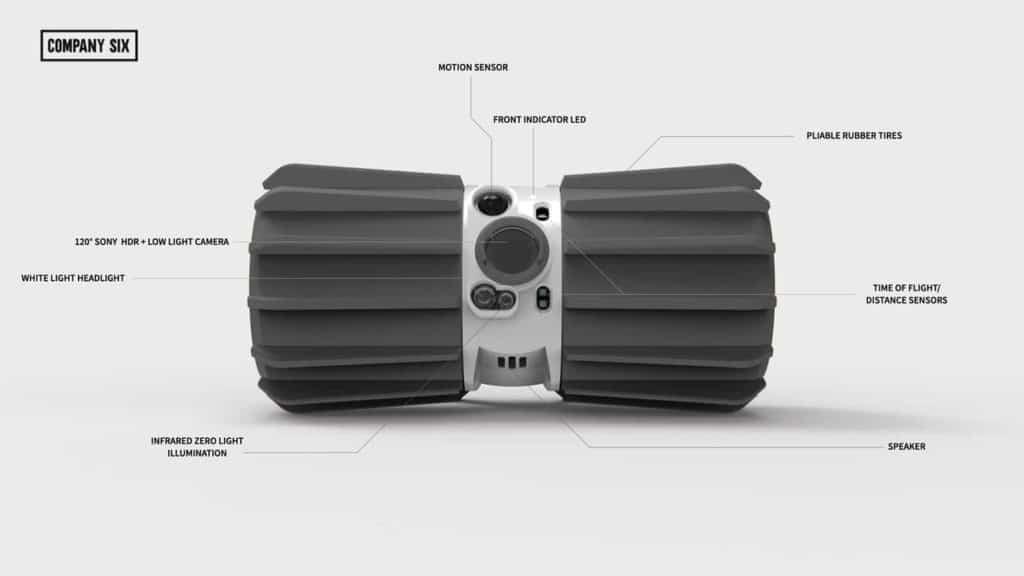 CO6' ReadySight robot specs