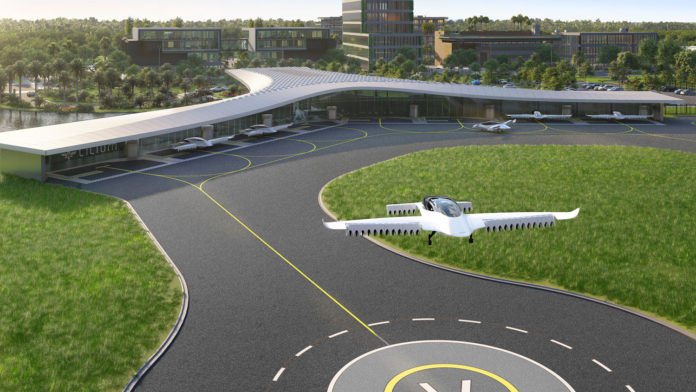 Lilium to launch its first US hub for flying taxis in Orlando, Florida.