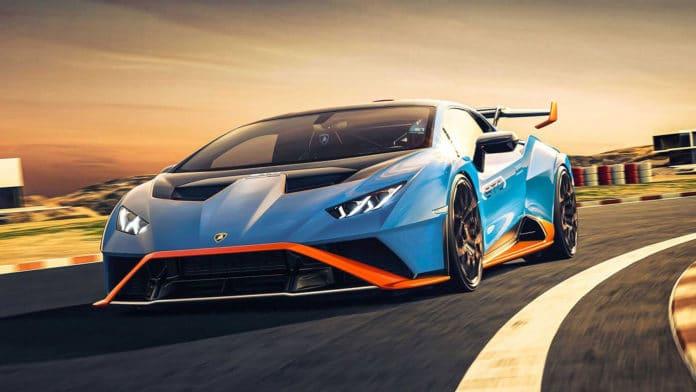 Lamborghini presents Hurácan STO, a Super Trofeo racer for the road.
