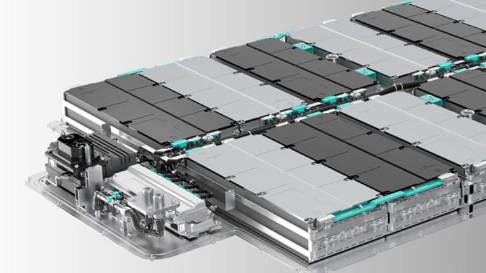 NIO launches its 100 kWh battery with 37% higher energy density.