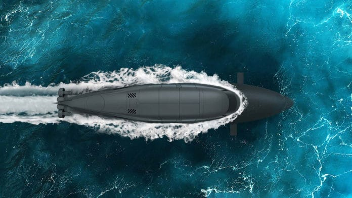 Meet VICTA, a diver delivery boat that turns into a submarine in 2-minute.