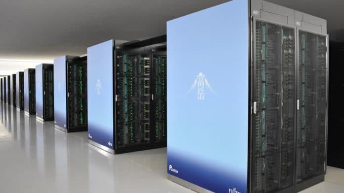 The ARM-based Japanese supercomputer Fugaku tops the Top500 list.