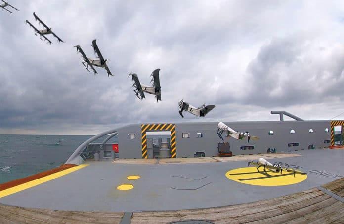 Versatile hydrogen-powered VTOL drone flies longer and greener.