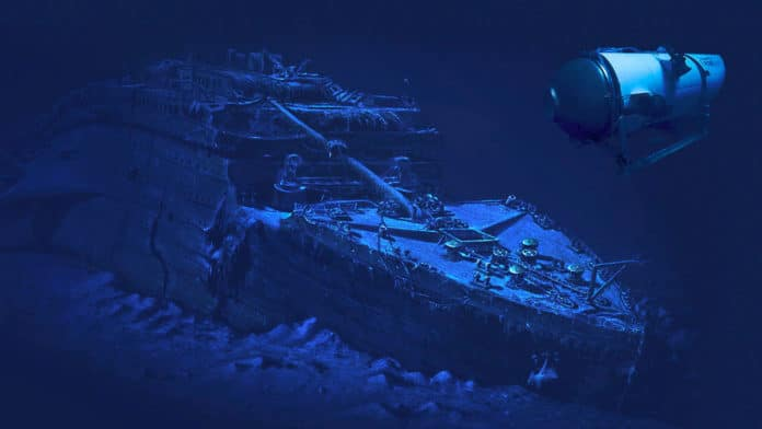 First citizen scientists submersible dives to Titanic Wreck will begin in 2021.