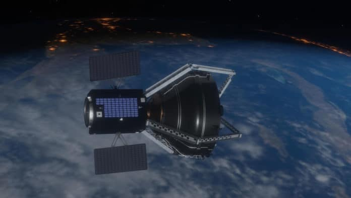 ClearSpace-1 will be the first mission to remove orbital debris.