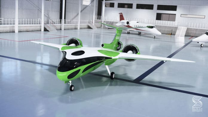 Samad Aerospace completes first CTOL flight of half-scale e-Starling demonstrator.
