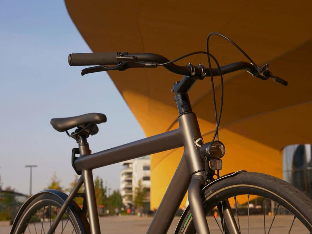 Equal bike, a high-quality electric bike that weighs less than 15 kg