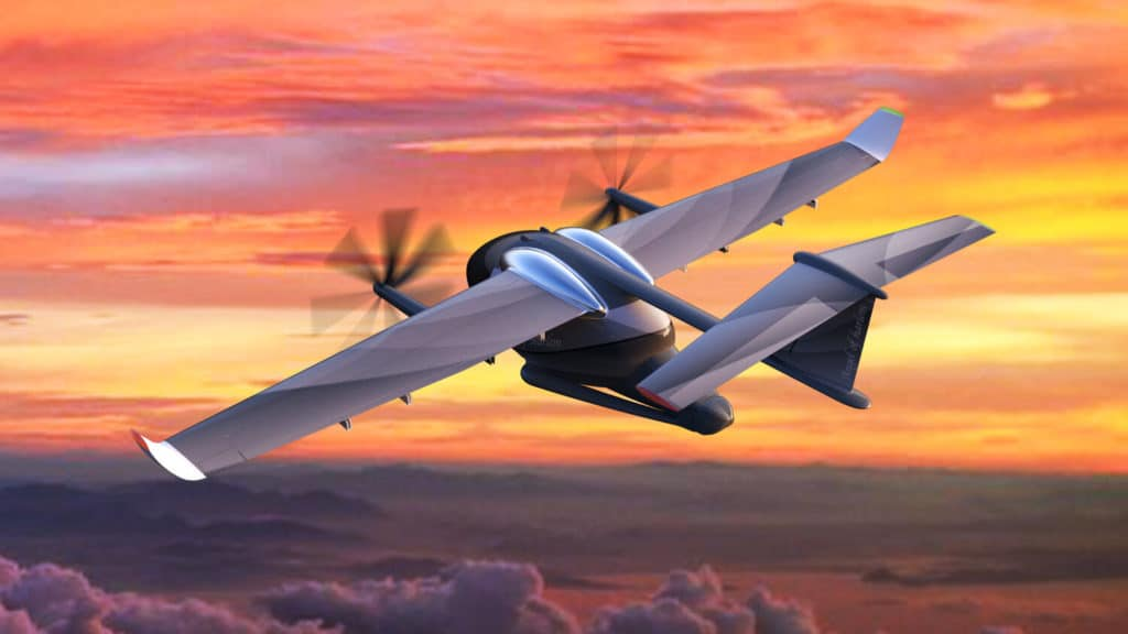 Metro Hop's all-electric planes can takeoff from a 25-meter runway