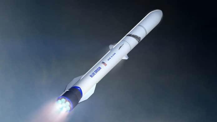 NASA approves Blue Origin's New Glenn heavy lift rocket for future missions.
