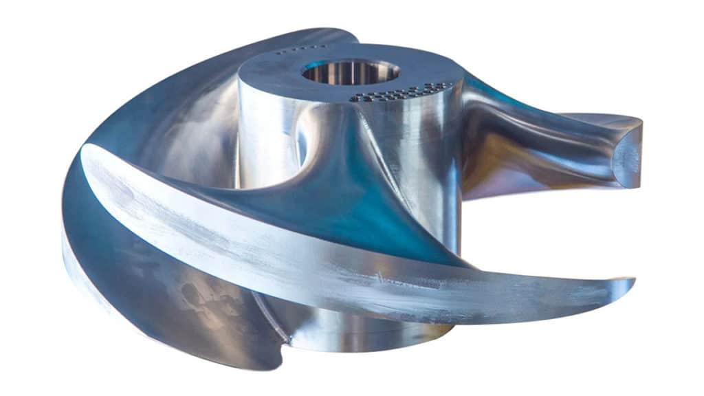 Natel Energy builds blunt-bladed, Restoration Hydro Turbine allows 100% safe fish passage.