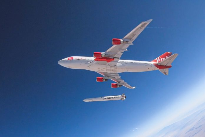 Virgin Orbit prepares to launch a rocket into space for the second time.
