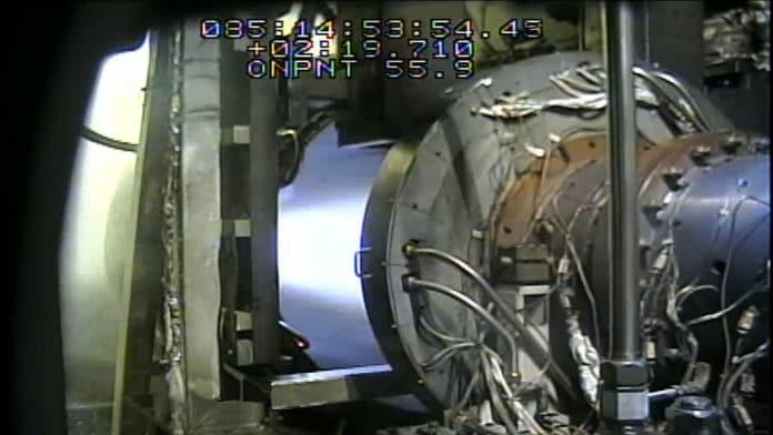 Aerojet Rocketdyne's advanced air-breathing hypersonic engine.