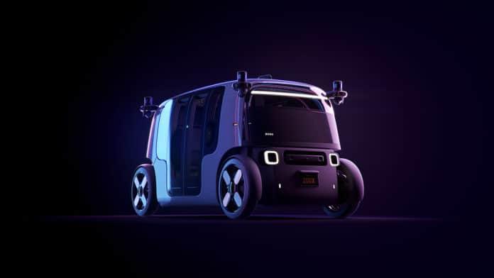 Amazon's Zoox reveals fully electric, autonomous purpose-built robotaxi.