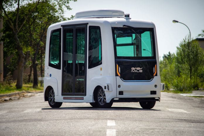 EasyMile and Sono Motors partner for self-driving solar-powered shuttle