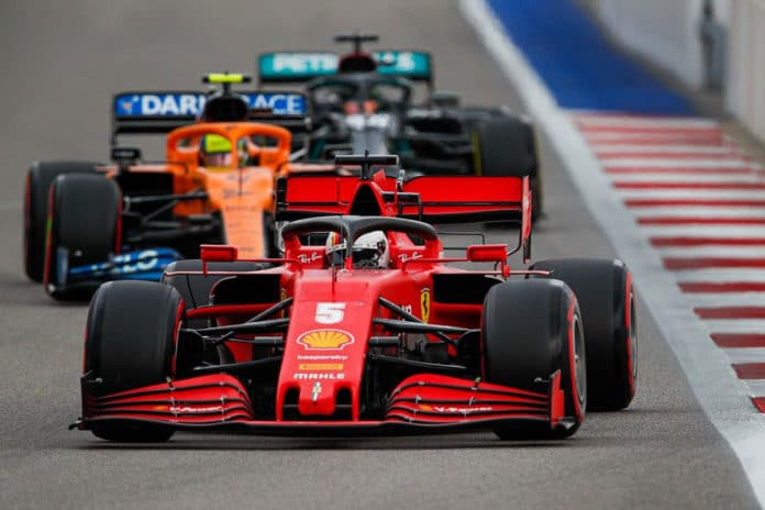 Formula 1 is testing 100% sustainable fuel made from bio waste