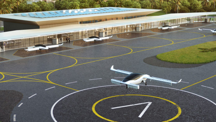 Ferrovial and Lilium to develop a network of 10 vertiports in the U.S.