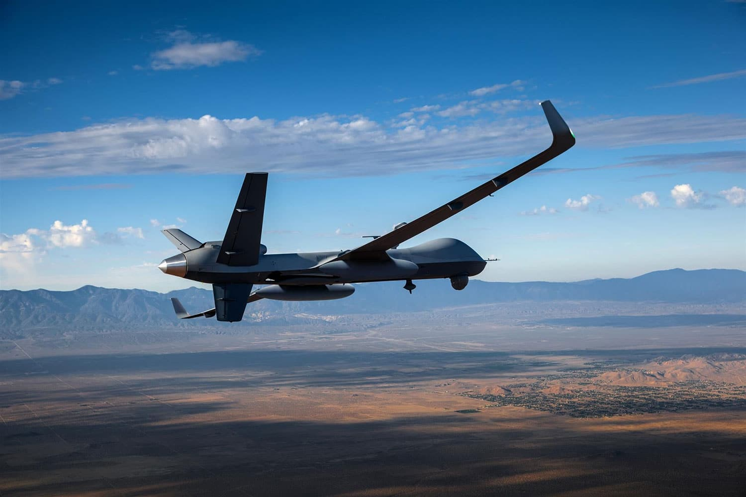 U.S. Navy tests sub-hunting aerial drone off the California coast
