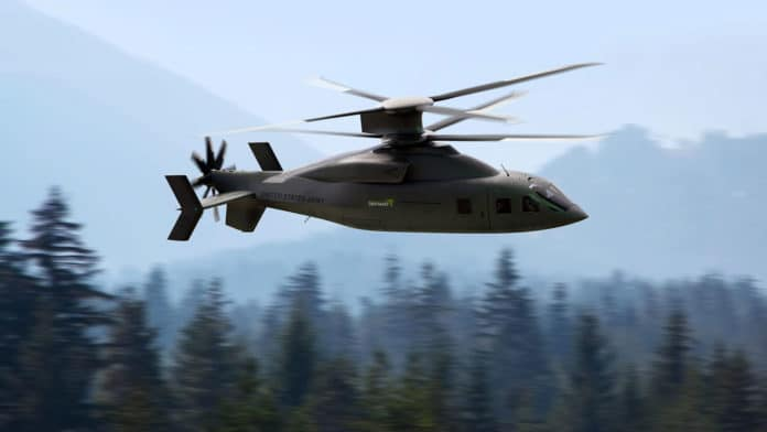 Sikorsky and Boeing reveal advanced assault helicopter for the US Army