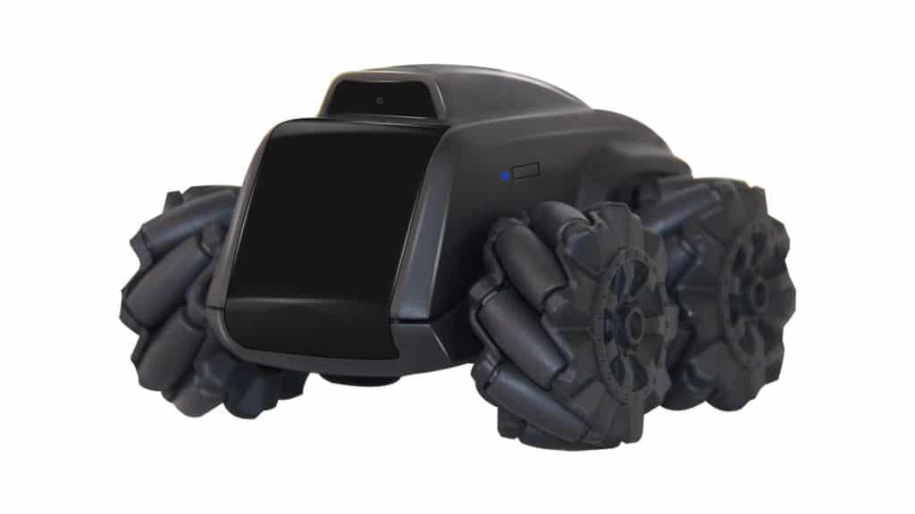 Moorebot unveiled Scout, an autonomous robot for intelligent home monitoring