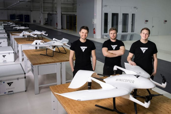 Wingcopter secures $22 million to strengthen its leadership in drone delivery.