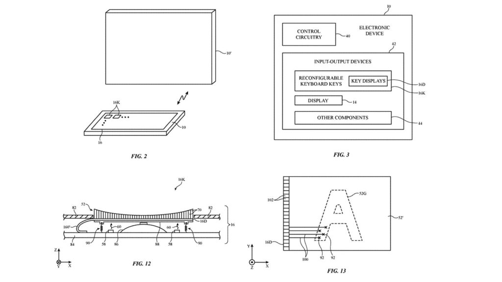 Apple's patent