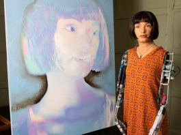 First robot artist Ai-Da to exhibit self-portraits this summer