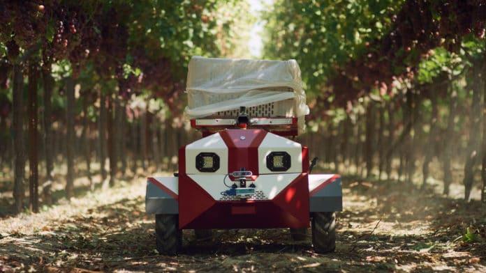 Future Acres launches Carry, an autonomous robotic harvest companion
