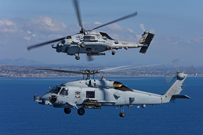 U.S. Navy begins search to replace its MH-60 Seahawks and MQ-8 Fire Scout