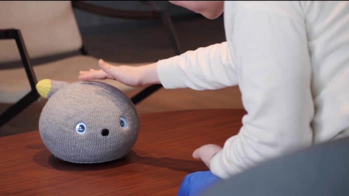 Panasonic introduces Nicobo, a companion robot that can fart.