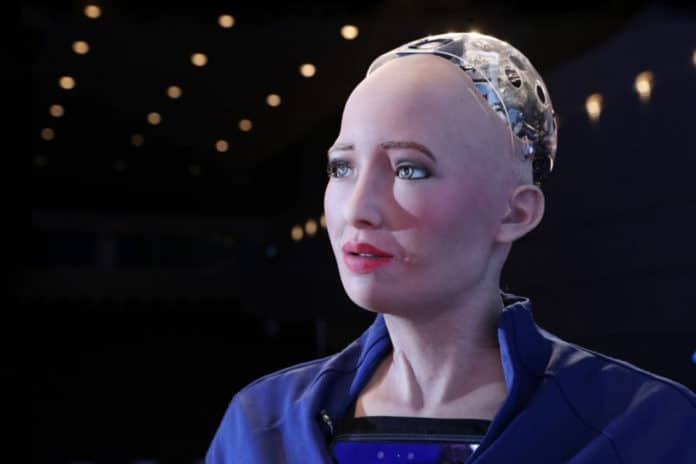 Humanoid robot Sophia will be mass-produced this year amid pandemic