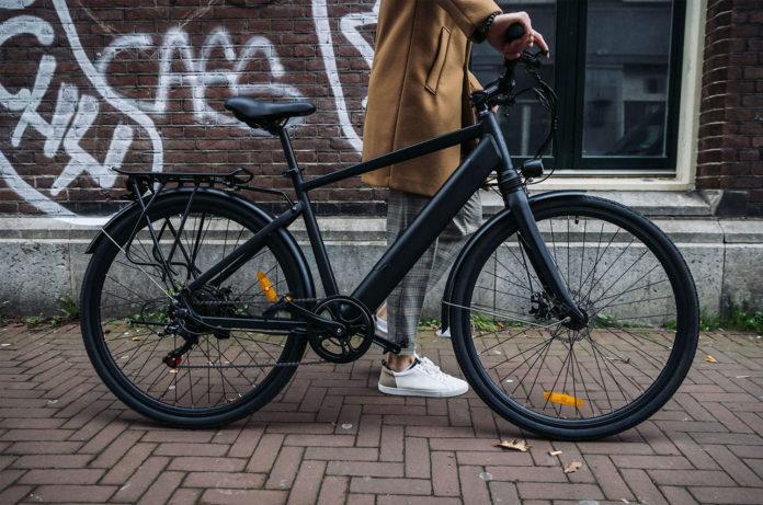 Three Phase One, an innovative e-bike with sleek design and cutting edge tech.