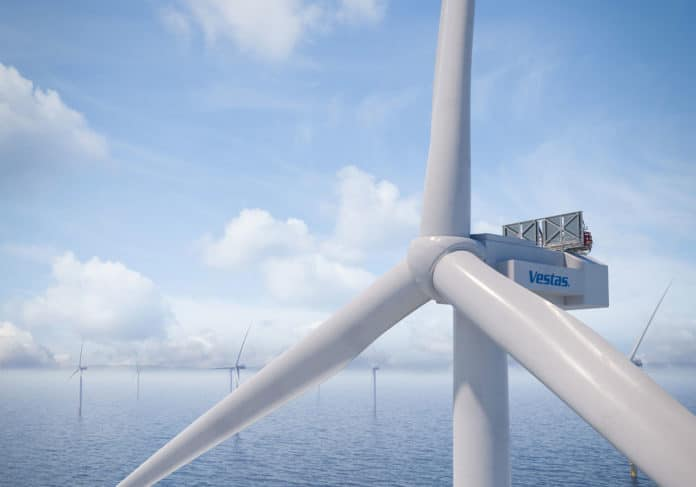 Vestas launches V236-15.0 MW offshore turbine with world's largest swept area