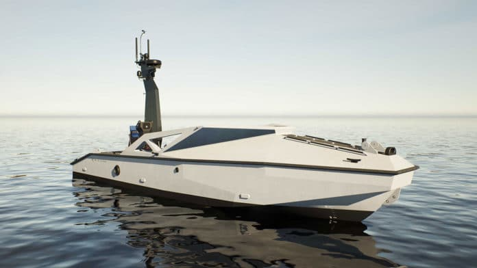 Metal Shark to develop unmanned vessels stocked full of suicide drones