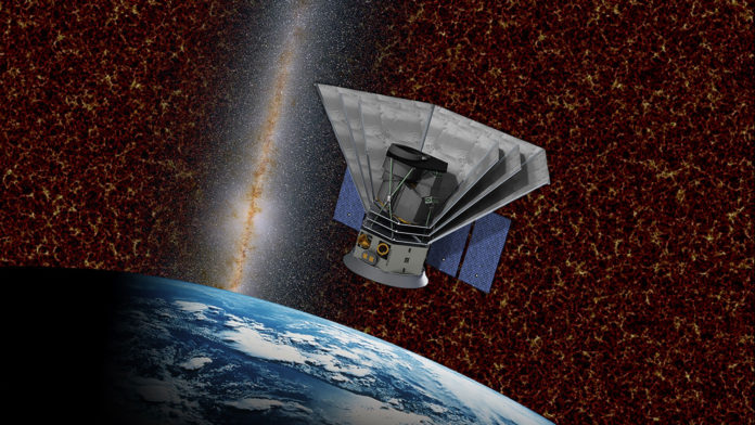 NASA selects SpaceX to launch the SPHEREx space telescope