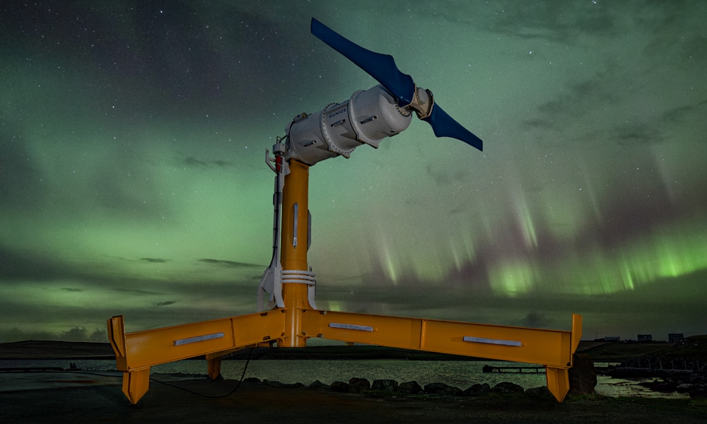 Scotch whisky distilleries to use renewable power generated by subsea turbines
