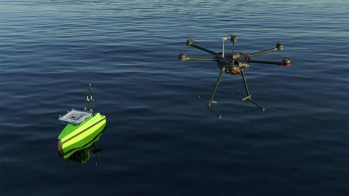 TideWise, STABLE tests an autonomous oil spill detection system.