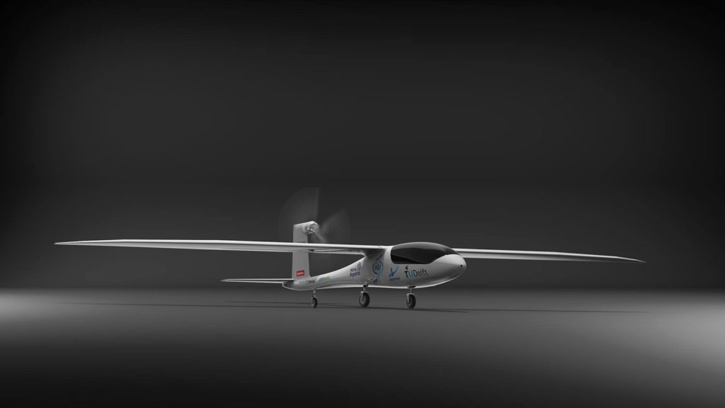 AeroDelft's Phoenix two-seater aims to be world's first liquid-hydrogen aircraft.