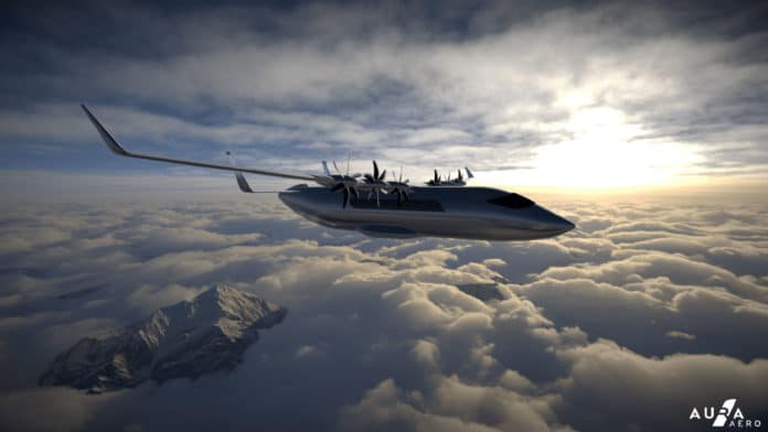 AURA AERO to develop a 19-seater electric aircraft for the regional market.