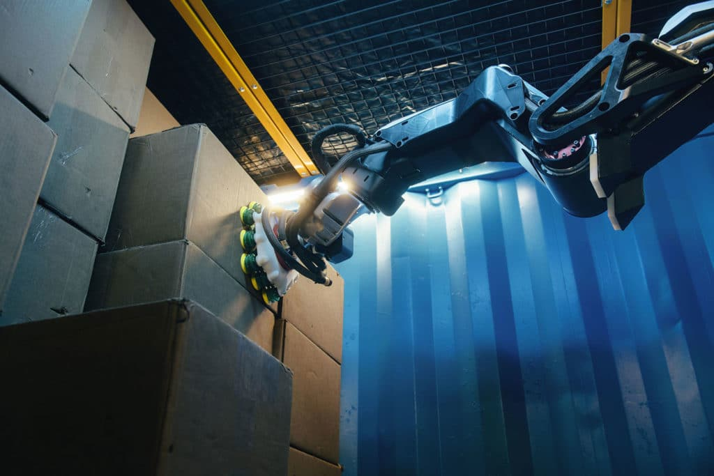 Boston Dynamics unveils new warehouse robot for more efficient operations.
